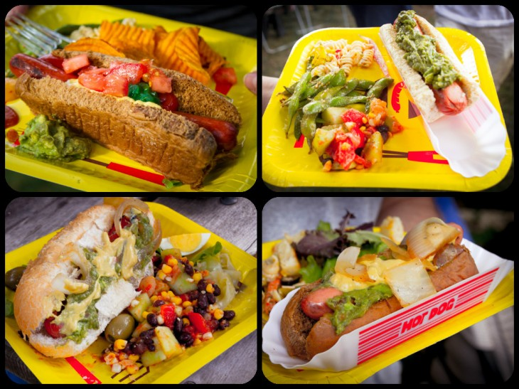 HotDogs5ClearCollage